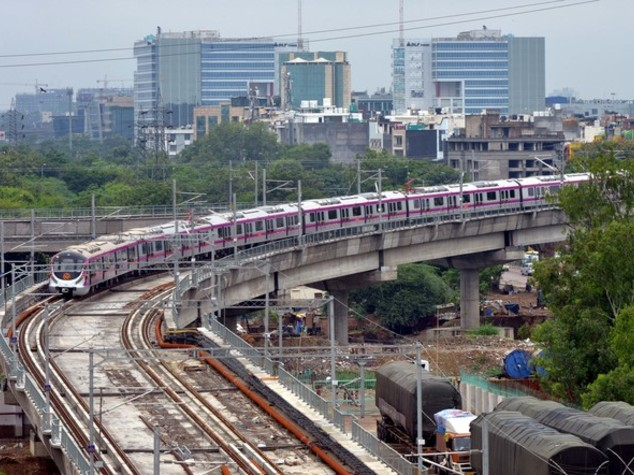 India: Delhi Metro Rail awards Ansaldo STS Consortium 38,8 mln