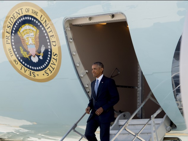 Clima: Obama, a Parigi abbiamo deciso di salvare il pianeta