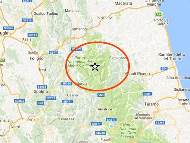 Terremoto, torna la paura nel Perugino. Trema anche l'Ascolano