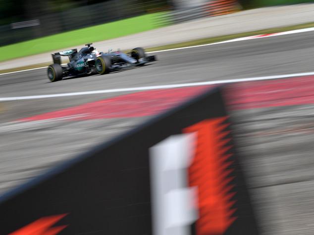 Hamilton in pole al Gran Premio di Monza