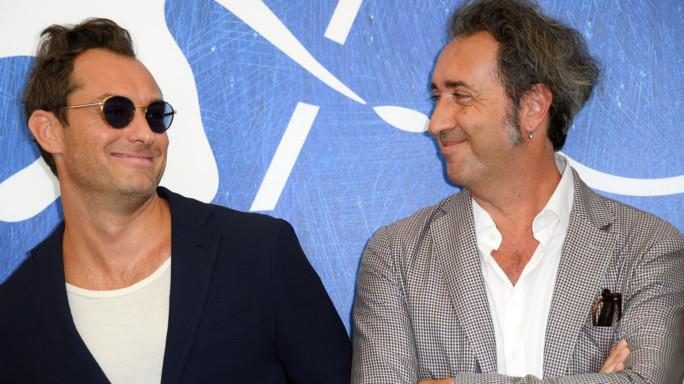 Venezia cinema, 7 minuti di applausi per 'The Young Pope'