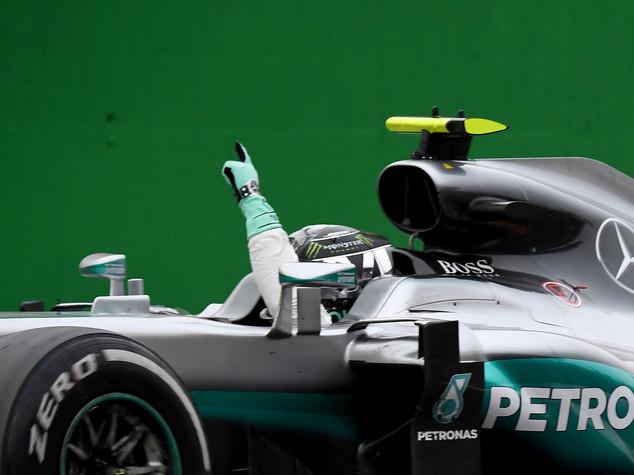 A Monza trionfa Rosberg, Vettel terzo
