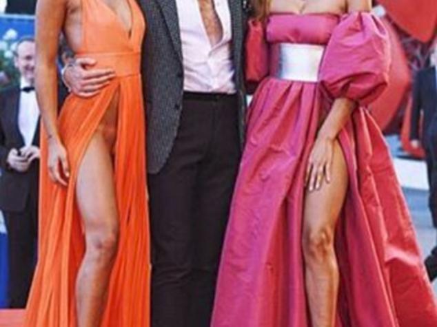 Abito troppo sexy per Venezia, bufera su Giulia Salemi