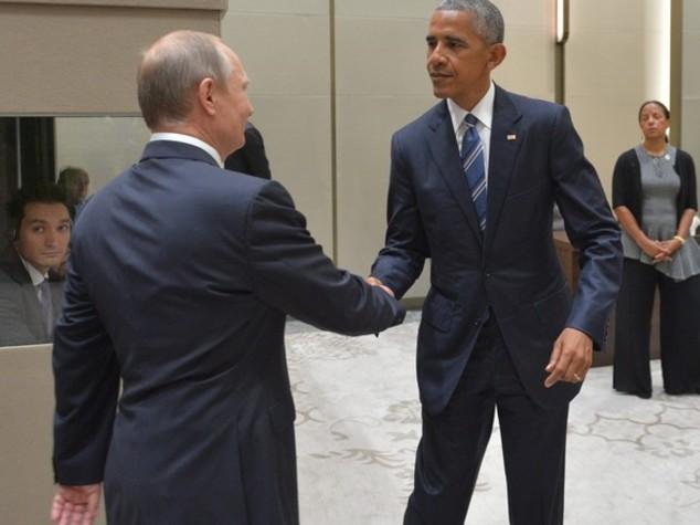 G20, incontro Obama-Putin