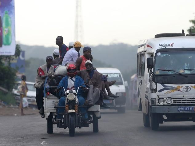Costa d'Avorio: entro il 2020 raddoppio delle strade asfaltate