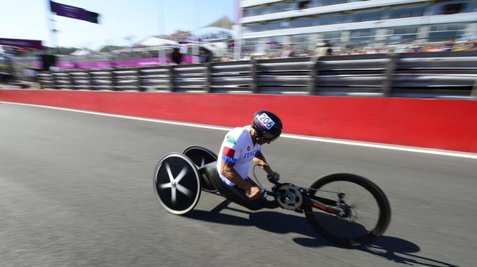 Paralimpiadi, Zanardi e Podestà oro e Masini bronzo nel ciclismo