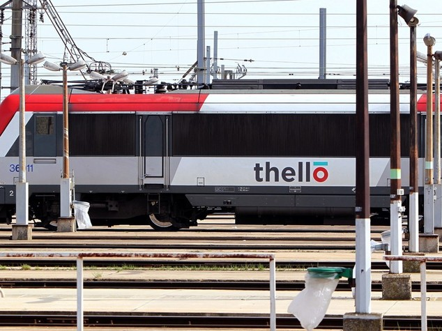 Trenitalia diventa proprietaria unica francese Thello