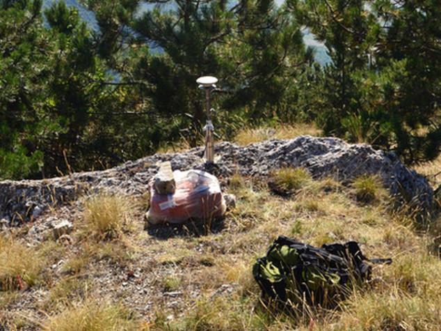 Terremoto: reti GPS misurano spostamento faglia Italia centrale