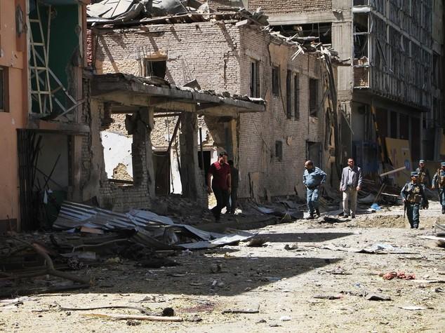 Afghanistan, 41 i morti nell'attentato di ieri a Kabul