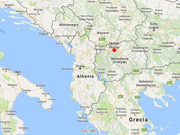 Cade in Macedonia un aereo partito da Treviso: 6 morti