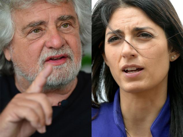 M5S in fibrillazione: dubbi su scelte Grillo e critiche a Raggi