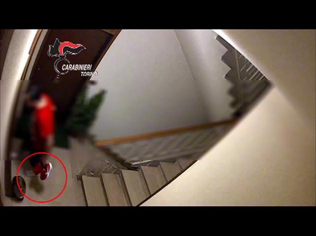 """In manette la """"banda dei ladri scalzi"""" -  VIDEO"""