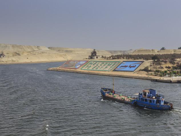 Egitto: accordo Canale Suez-Cib per efficienza transiti