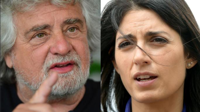 Grillo imbavaglia i suoi, su Roma niente dichiarazioni o interviste