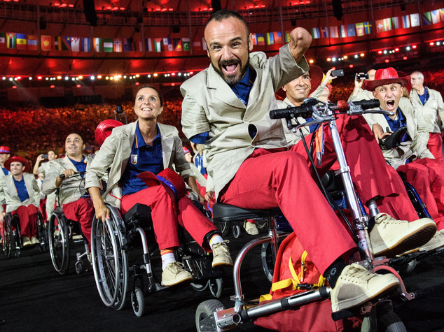 E' il giorno delle Paralimpiadi, stasera la cerimonia d'apertura