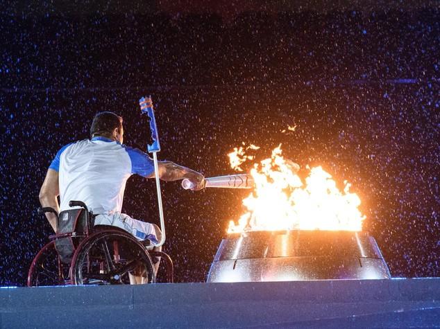 Paralimpiadi, oggi le prime gare -  FOTO