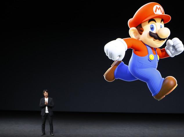 Super Mario salterà sull'iPhone