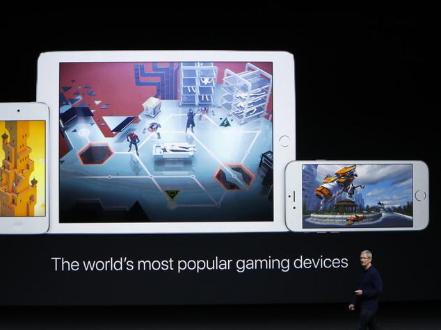 """Ecco iPhone 7 Apple, impermeabile e """"Taptic Engine"""""""