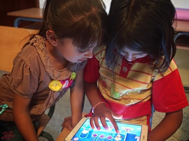 Italian startup launches mobile game for Syrian children