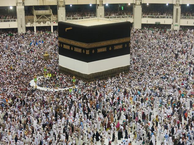 Alla Mecca 1,8 mln di pellegini, timori per Eid al Adha