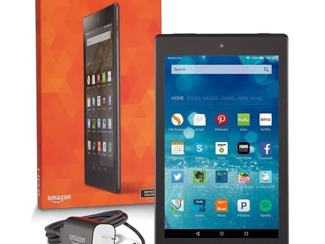 Amazon lancia il nuovo Fire, display HD da 8 pollici a 200 euro
