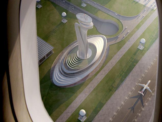 Pininfarina Istanbul airport tower wins prize