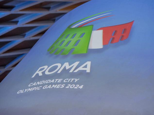 Roma 2024, Raggi vede Malagò e poi l'annuncio