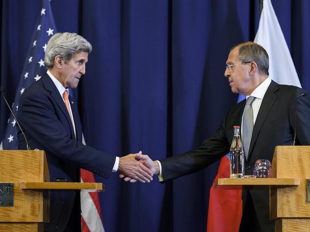 Intesa Usa- Russia per cessate il fuoco in Siria da lunedì