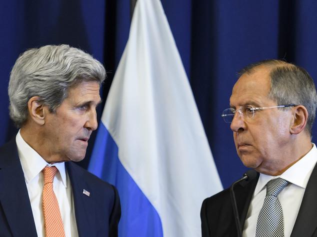 Russia-Usa: domani incontro Lavrov-Kerry a Lima