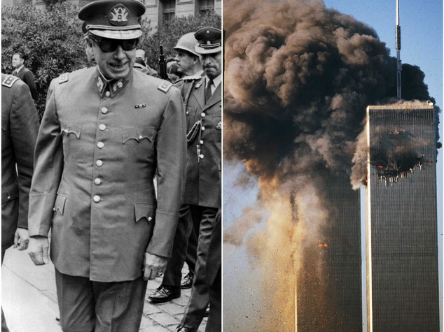 Dal golpe di Pinochet in Cile alle Torri gemelle, fatti dell'11 settembre