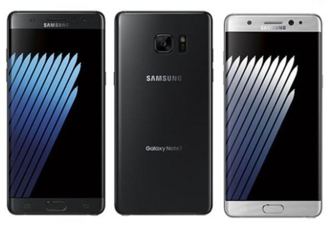 """Galaxy Note 7 """"può esplodere"""", Samsung crolla in borsa"""