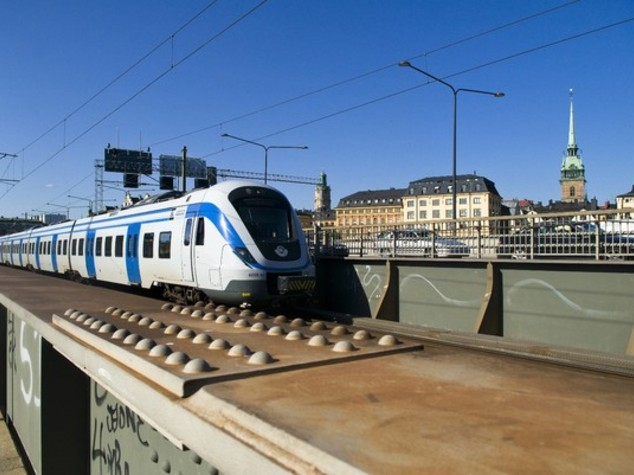 Svezia abbasserà velocita massima treni, binari troppo vecchi