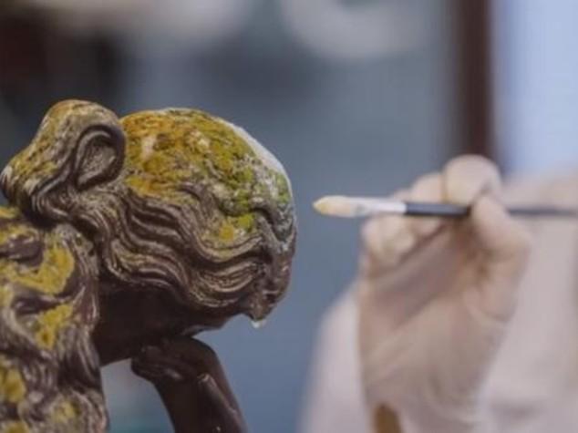 Scienza: creato nano-gel per pulire patrimonio artistico