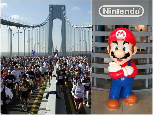 Dalla prima maratona di New York al debutto di Super Mario Bros, i fatti del 13 settembre