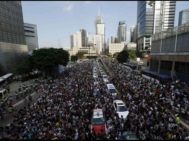 Hong Kong torna alla normalita' dopo 74 giorni di Occupy Central