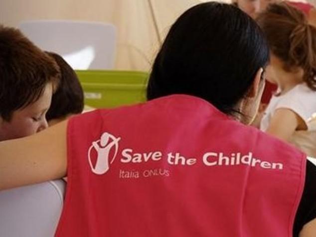 Save the Children, supportiamo educatori ad Amatrice