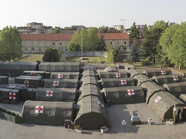 In Libia un ospedale da campo italiano