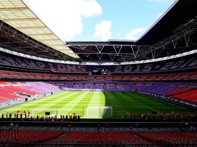 Il Tottenham trasloca a Wembley, arriva il Monaco