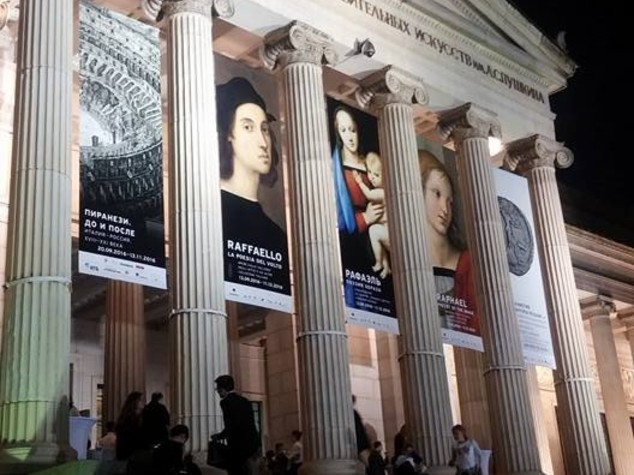 Moscow exhibition on Raphael promises record numbers