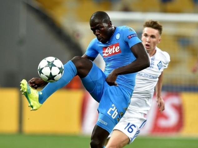 Napoli batte la Dinamo-Kiev, doppietta di Milik