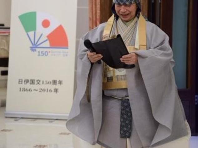 Italia-Giappone: teatro Noh a Roma, Sukurama all'Argentina