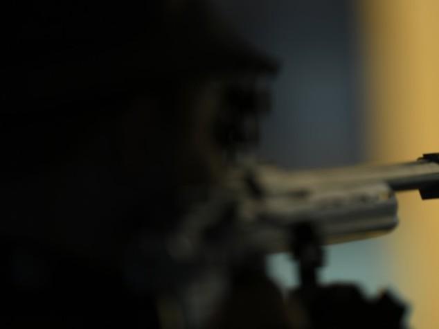 Rapine: spara con un fucile a polizia, arrestato a Lecce