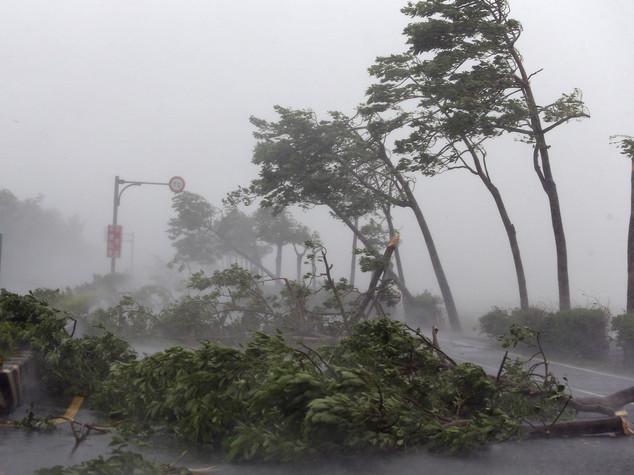 Taiwan: arriva supertifone Meranti, oltre 500.000 senza corrente