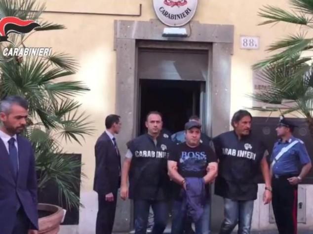Arrestati a Pomezia due latitanti del clan Polverino