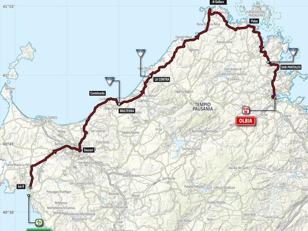 """Giro 2017, si parte in Sardegna, Aru """"non vedo l'ora"""""""