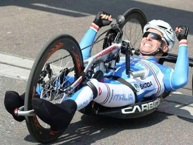Paralimpiadi: ancora oro Italia con Podestà a cronometro