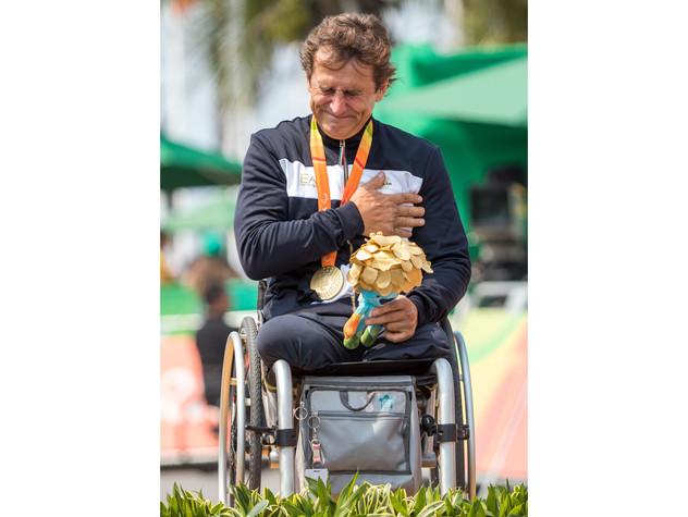 Paralimpiadi: Rio saluta gli atleti