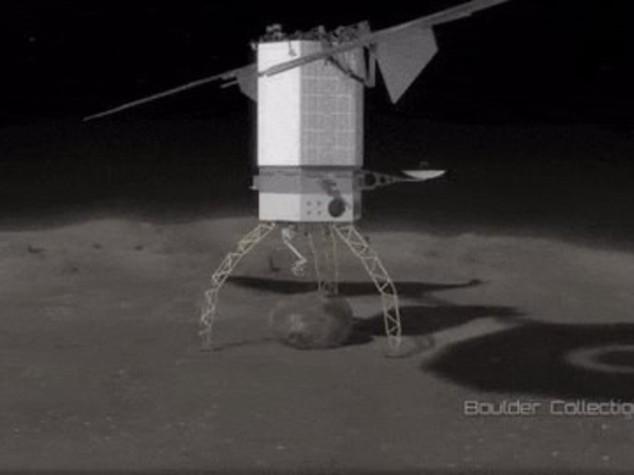 Nasa annuncia missione per catturare asteroidi