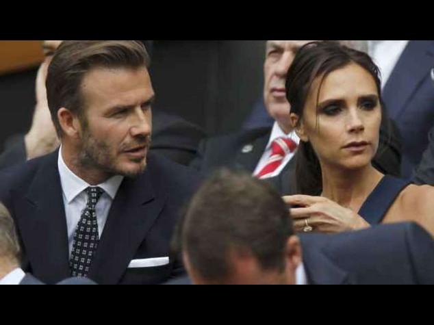 GB: stage di lusso per giovane Beckham, tirocinio da ex di Madonna