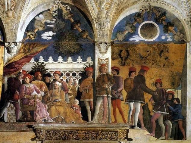 Il Mantegna dipinse la neurofibromatosi nel 1400